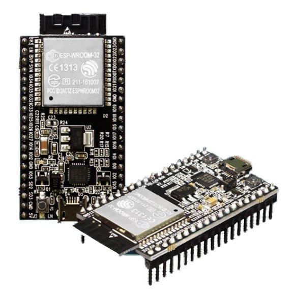 Espressif社純正 ESP-WROOM-32D開発ボード ESP32-DevKitC-32D|socinno
