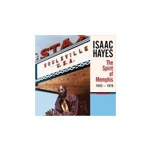 SPIRIT OF MEMPHIS / ISAAC HAYES アイザック·ヘイズ(輸入盤) (CD) 0888072016996-JPT