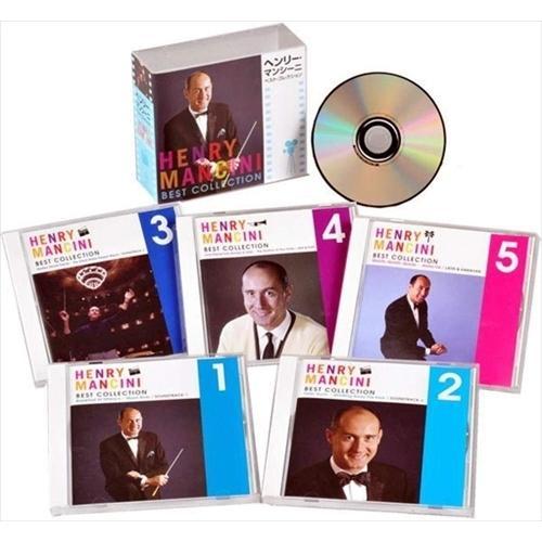 ヘンリー·マンシーニ ベスト·コレクション / ヘンリー·マンシーニ (5枚組CD) DYCP-1841-45-US