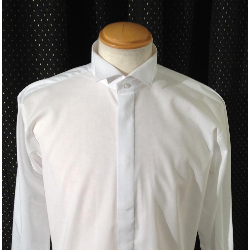 ウィングカラーシャツ/3営業日以内発送/もっとお手ごろ特価/タキシードシャツ・モーニングシャツ|sogokan|02