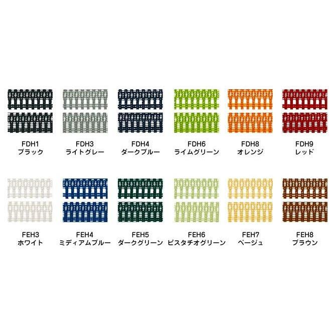 オフィスチェア オカムラ バロン ハイバック CP85AR CP85AW可動肘 ポリッシュフレーム 座:メッシュ|soho-honpo|05