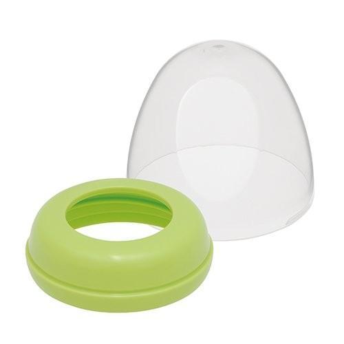 ピジョン 母乳実感キャップ・フードセット ライトグリーン|sohshop|03