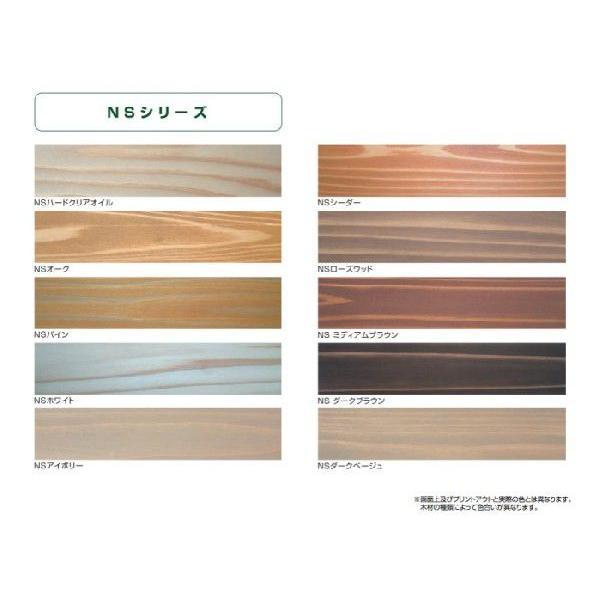 プラネットジャパン 無溶剤着色仕上げ NSシーダー 2.5L