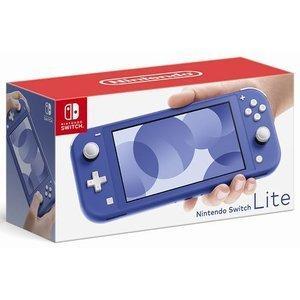 Nintendo Switch lite 本体 ニンテンドースイッチ お得クーポン発行中 ゲーム機 ライト 任天堂 ブルー ブランド品