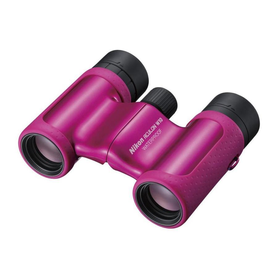 双眼鏡 BAA846WB アキュロン W10 8×21 ピンク 071058メーカー直送KO  代引き·ラッピング·キャンセル不可