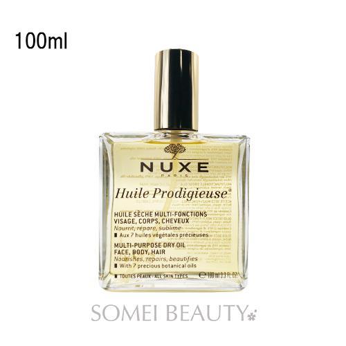 国産品 ニュクス お得なキャンペーンを実施中 NUXE プロディジューオイル ヤマト運輸倉庫出荷 100ml 並行輸入品