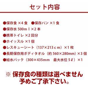 【防災セット】 sonaeparksオリジナル 防災備蓄BOXセット A4ファイルボックスサイズ sonaeparks 04