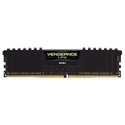 送料無料 Corsair Vengeance LPX 64GB DDR4 DRAM 3200MHz C16 Memory Kit