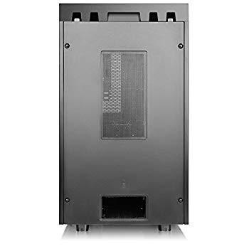 送料無料 Thermaltake Tower 900 Black Edition Tempered Glass Fully Modular EATX