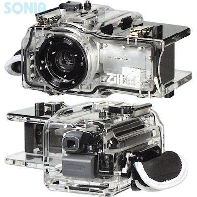 【国内正規品】 Zillion(ジリオン) SONY SONY DCR-SR100用 水中ハウジング, MGR Customs:fbc9efbf --- airmodconsu.dominiotemporario.com