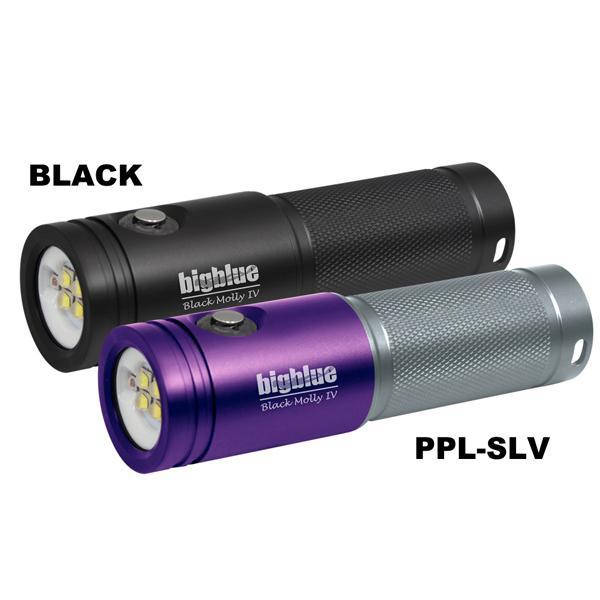 特価商品  bigblue(ビッグブルー) BLACK MOLLY IV IV AL-1800XWP Tri AL-1800XWP 水中ライト Color II LEDライト 水中ライト, アウトドアーズコンパス:d072e3f9 --- airmodconsu.dominiotemporario.com