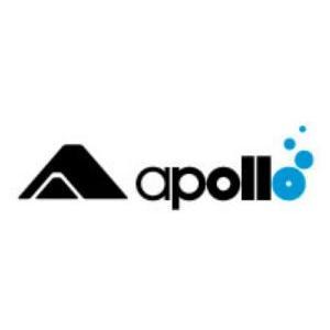 apollo(アポロ) タンクロック用ベルト130cm BK(2本セット)