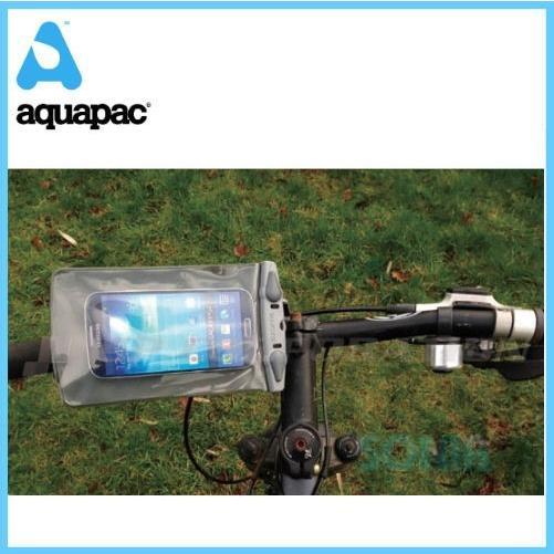 AQUAPAC/R(アクアパック) AQP-239 小型無線機用耐水形防水ケース IPX7 ブラック140mm×390mm(外寸/クローズ時)