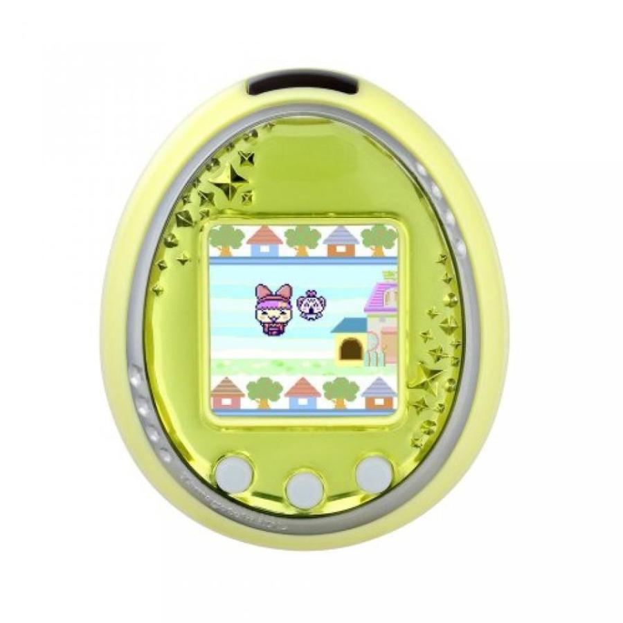 電子おもちゃ Tamagotchi iD L YELLOW|sonicmarin