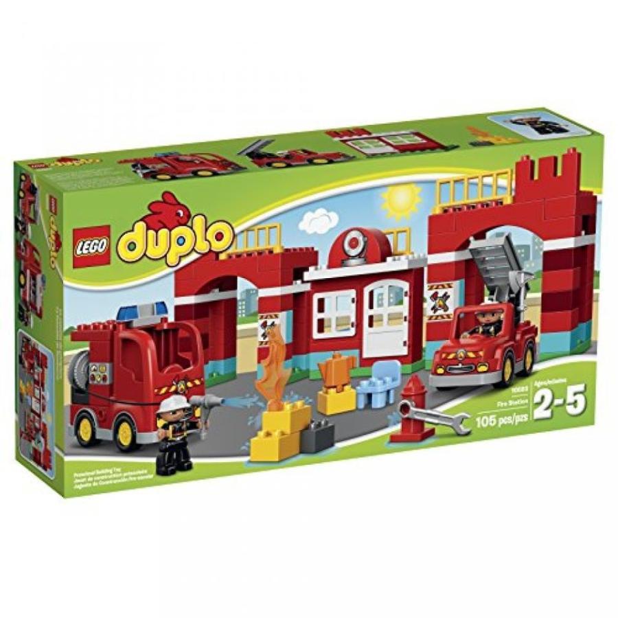 レゴ LEGO DUPLO Town 10593 Fire Station Building Kit sonicmarin