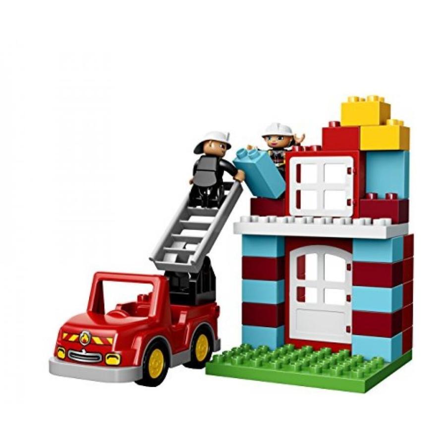 レゴ LEGO DUPLO Town 10593 Fire Station Building Kit sonicmarin 02