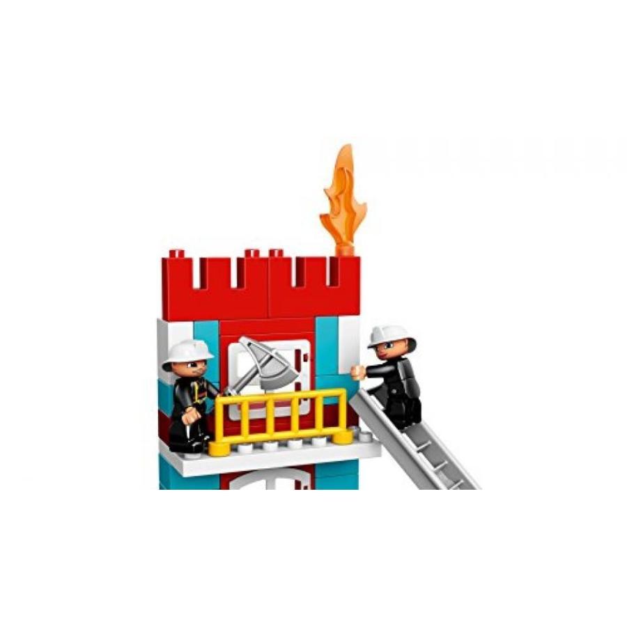 レゴ LEGO DUPLO Town 10593 Fire Station Building Kit sonicmarin 03