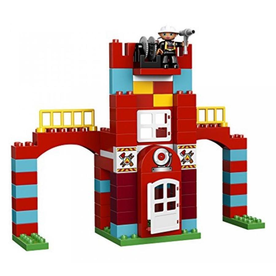 レゴ LEGO DUPLO Town 10593 Fire Station Building Kit sonicmarin 04