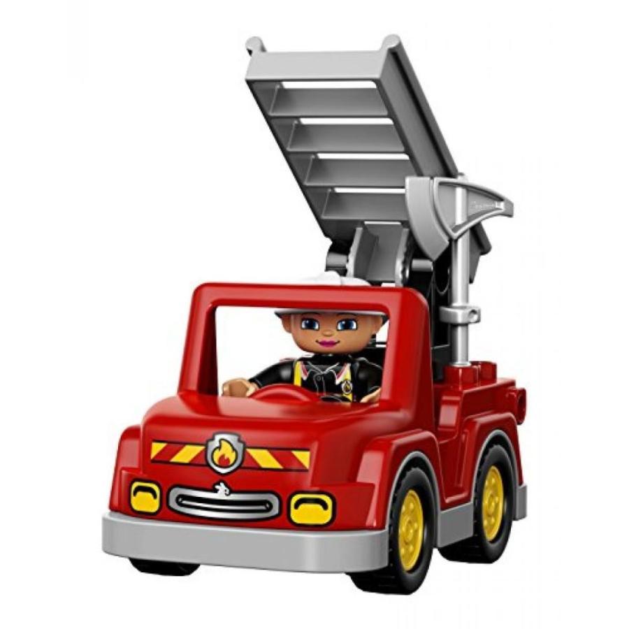 レゴ LEGO DUPLO Town 10593 Fire Station Building Kit sonicmarin 05