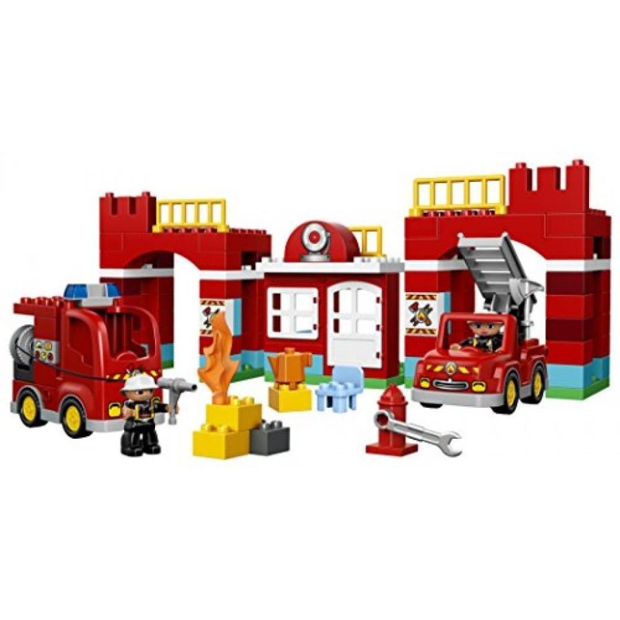 レゴ LEGO DUPLO Town 10593 Fire Station Building Kit sonicmarin 06