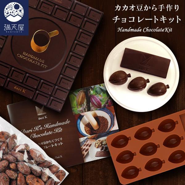 人気ショップが最安値挑戦 ハイクオリティ 手作りチョコレート カカオ豆から手作りキット