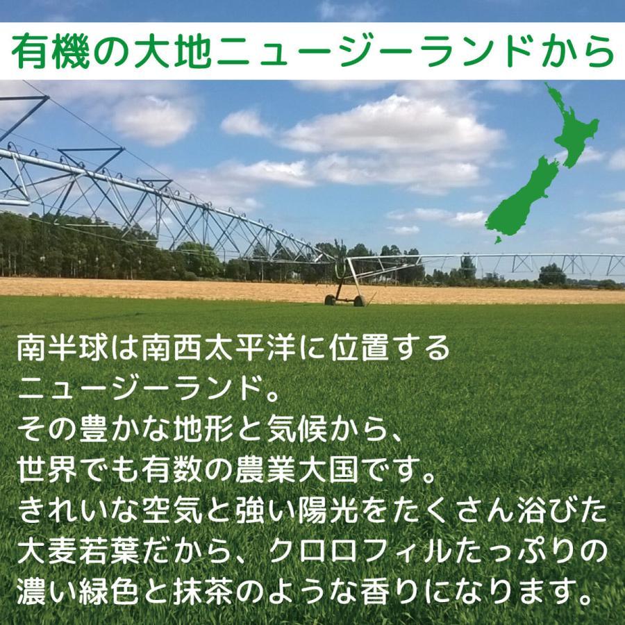 ソーキ 乳酸菌入りニュージーランドの大麦若葉 3g×30包|sooki-ec|03