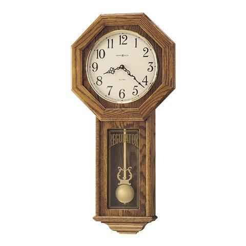 ハワードミラー 620-160 HOWARD MILLER ANSLEY クオーツ式柱時計 チャイムつき 送料区分大
