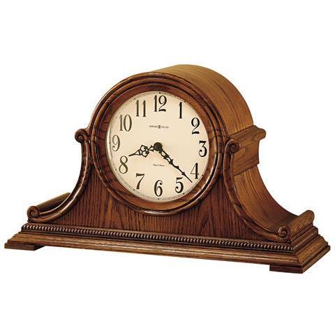 ハワードミラー 630-152 HOWARD MILLER HILLSBOROUGH クオーツ置き時計 送料区分大