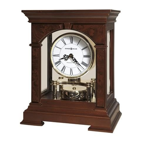 ハワードミラー 635-167 HOWARD MILLER STATESBORO クオーツ置き時計 送料区分大