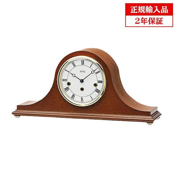 正規輸入品 アームス AMS 2193-8 機械式置き時計 ボンボン時計 送料区分大