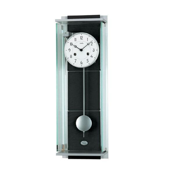 正規輸入品 アームス AMS 2713 機械式掛時計 ベルつき 送料区分大