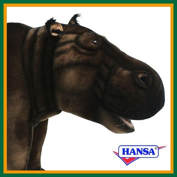 HANSA ハンサ ぬいぐるみ 4307 カバ HIPPO