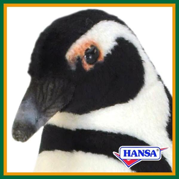 HANSA ハンサ ぬいぐるみ 7109 ケ−プペンギン AFRICAN PENGUIN