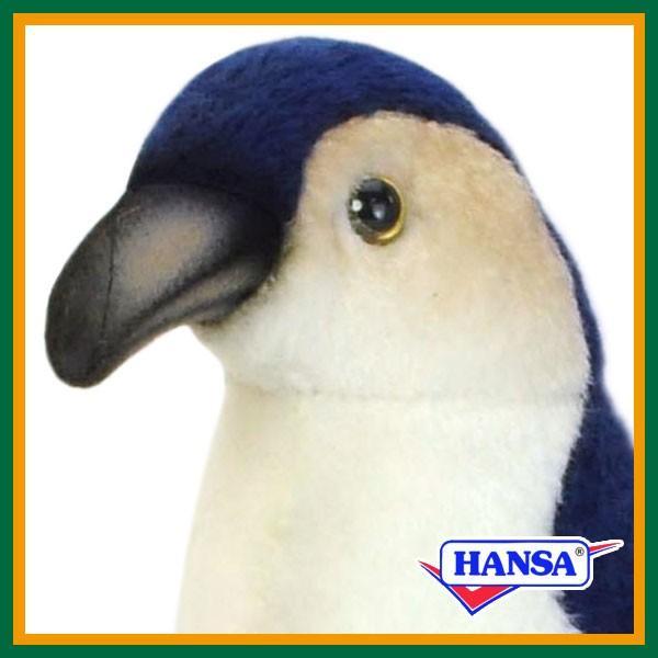 HANSA ハンサ ぬいぐるみ 7113 コガタペンギン LITTLE PENGUIN