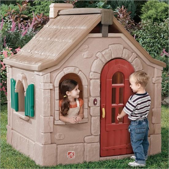 <STEP2> ステップ2 おとぎのくにの小さな家