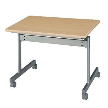 跳ね上げ式 贈答品 サイドスタックテーブル 幕板無 GD-064 100%品質保証!