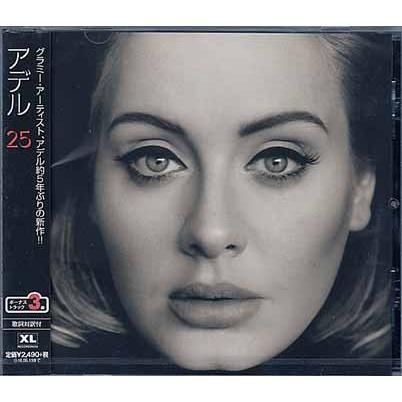 25 / アデル (CD)|sora3
