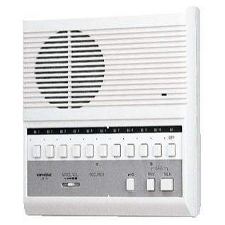LEF-10 アイホン 交互通話式 複合式インターホン10局用 親機 [ LEF10 ]