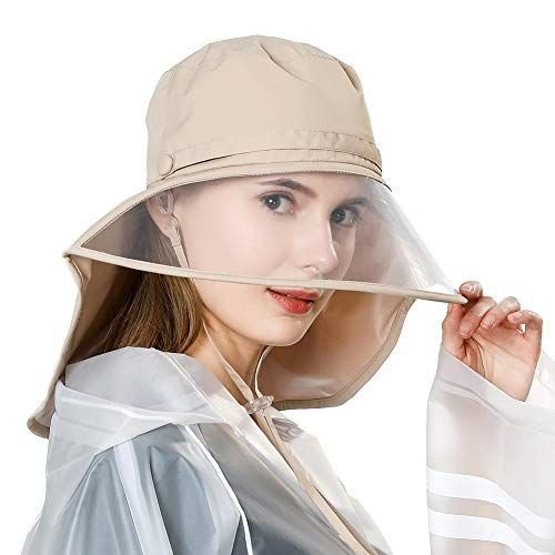 レインハット 日本最大級の品揃え レディース レインバイザー 防水 帽子 雨キャップ レインキャップ れいんウェア 自転車 撥水加 レイングッズ つば広 雨の日 本店