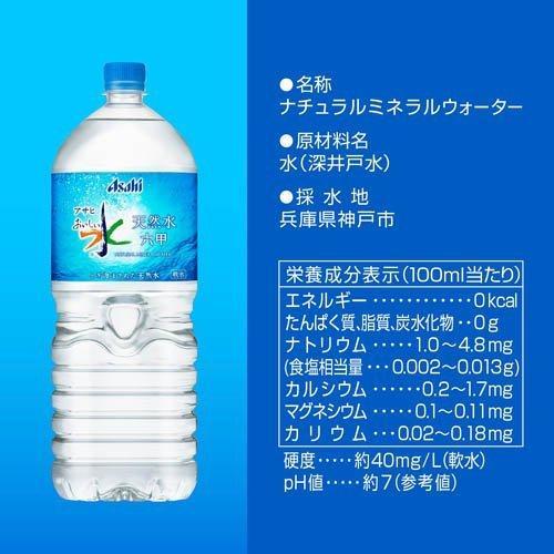 おいしい水 六甲 ( 2L*12本セット )/ 六甲のおいしい水 soukai 03