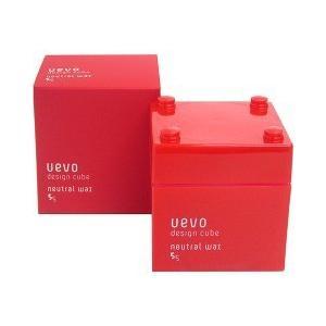 デミ ウェーボ デザインキューブ ニュートラルワックス ( 80g )/ デミ soukai