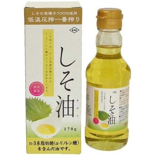 朝日 しそ油 ( 170g )|soukai