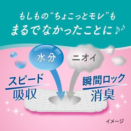 ロリエ さらピュア スリムタイプ 10cc 無香料 特大パック ( 80枚入 )/ ロリエ|soukai|03