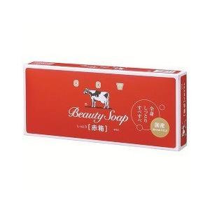牛乳石鹸 カウブランド 赤箱 ( 100g*6個入 )/ カウブランド|soukai