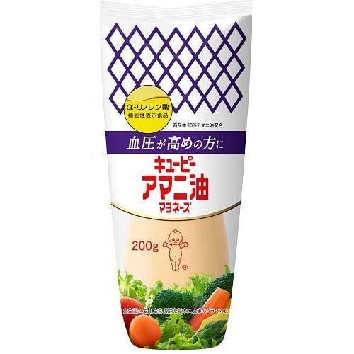 キユーピー 格安 アマニ油マヨネーズ 本日の目玉 200g