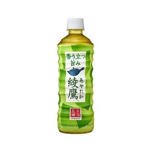 綾鷹 ( 525ml*24本入 )/ 綾鷹|soukai