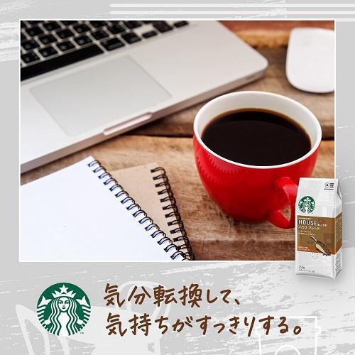 スターバックス コーヒー ハウスブレンド ( 250g )|soukai|02