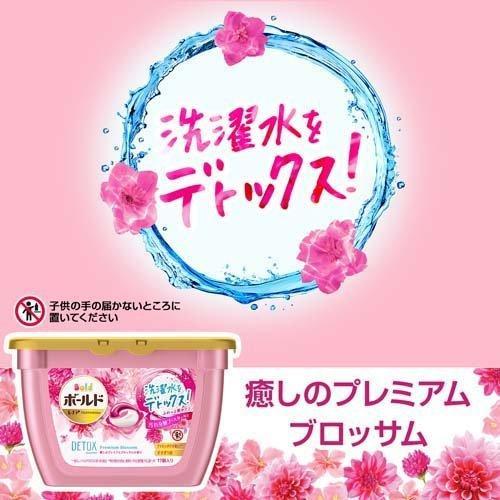 ボールド ジェルボール3D 癒しのプレミアムブロッサムの香り 詰替用 ( 16個入 )/ ボールド soukai 03