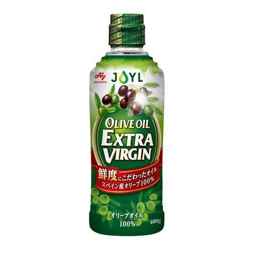 味の素(AJINOMOTO) オリーブオイル エクストラバージン ( 400g ...