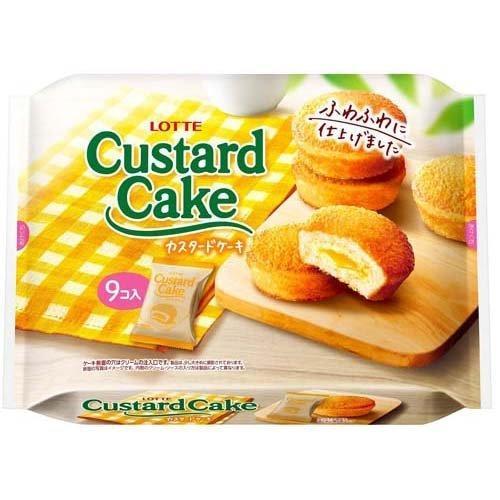 カスタードケーキ パーティーパック ( 9コ入 )|soukai